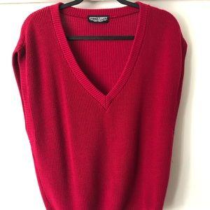 Vtg-Kitty Hawk women's Sweater/Vest sz M/L